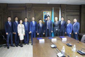 КазТрансГаз начинает сотрудничество с Евразийским банком развития по газификации регионов