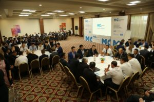 The role of the youth in the development of the company - the main subject of the first meeting of the youth of Intergas Central Asia JSC.