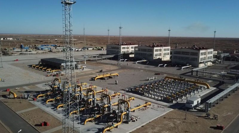 "Another compressor station has started the operation on the Line ""C""  of Kazakhstan-China Gas pipeline."