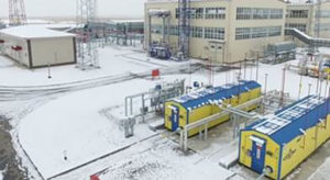 The export of Kazakh gas to China will be increased to 10 billion cubic meters per year.