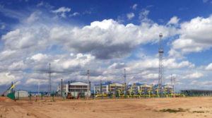 KazTransGas increases gas exports to China.