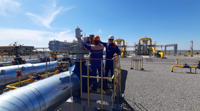 Gas supplies for Kazakhstanis in safe hands